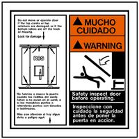 Door Warning